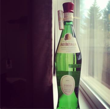 Instagram Bottle